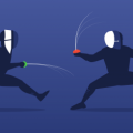 PD Olympics: Fencing