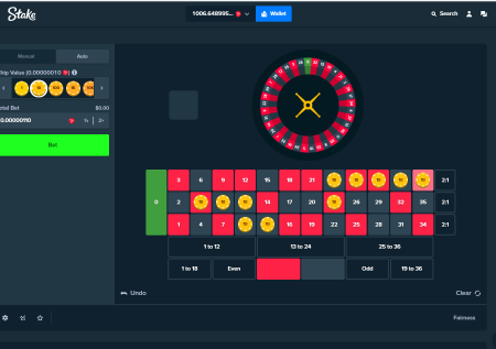 Roulette | Stake
